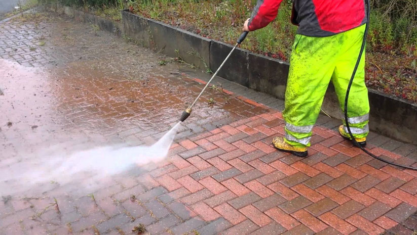 Patio cleaning service near me domestic commercial for Driveway cleaning companies